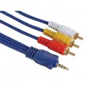 CABLE AUDIO ET VIDEO